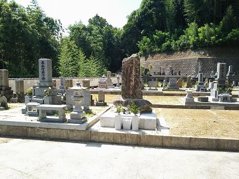 東広島市営 中屋谷第1墓園_5