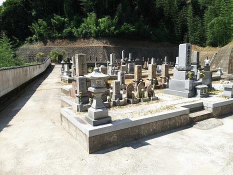 東広島市営 中屋谷第1墓園_0