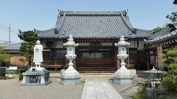 浄福寺(甲賀市) のうこつぼ_2