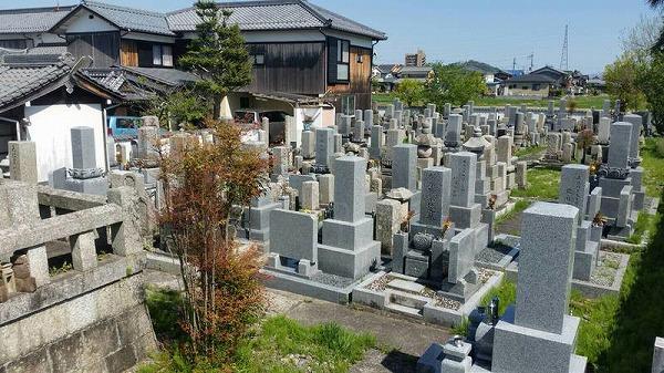 浄福寺(甲賀市) のうこつぼ_5