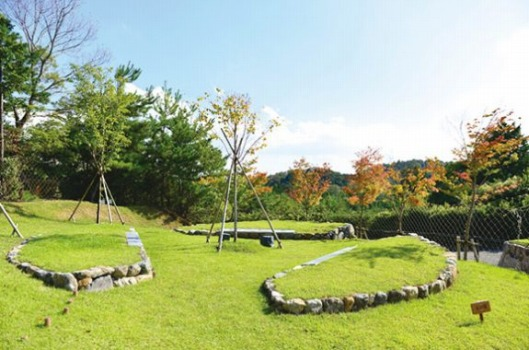 エンディングセンター桜葬墓地(高槻市)木の精