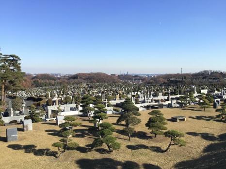 東京霊園_9