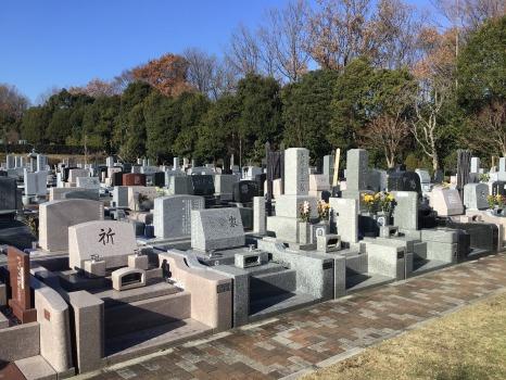 東京霊園_10