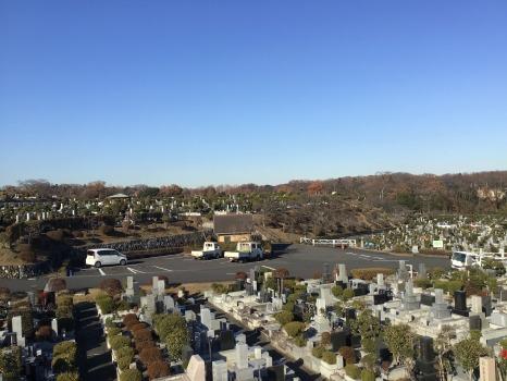 東京霊園_5