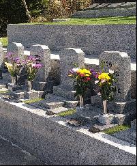 筆影苑永代供養付墓所 「絆」 夫婦・家族用