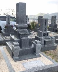 筆影苑セット墓 E-8